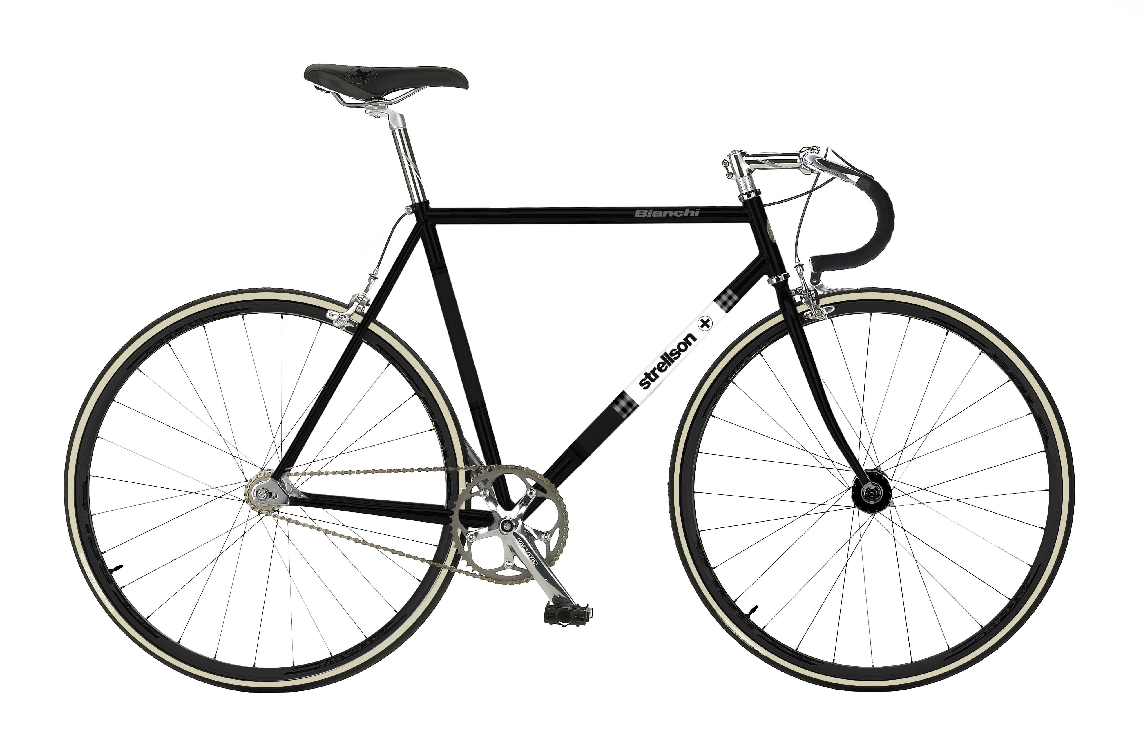 pretty nice 3f7f0 010c0 Strellson meets Bianchi - Black Edition | For the bicycle ...
