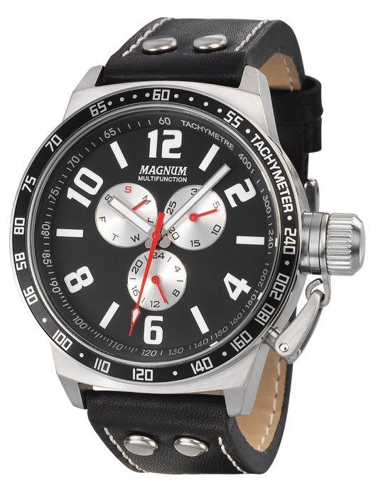 2f9a1505283 Relógio Masculino Magnum Esportivo Analógico MA32943T