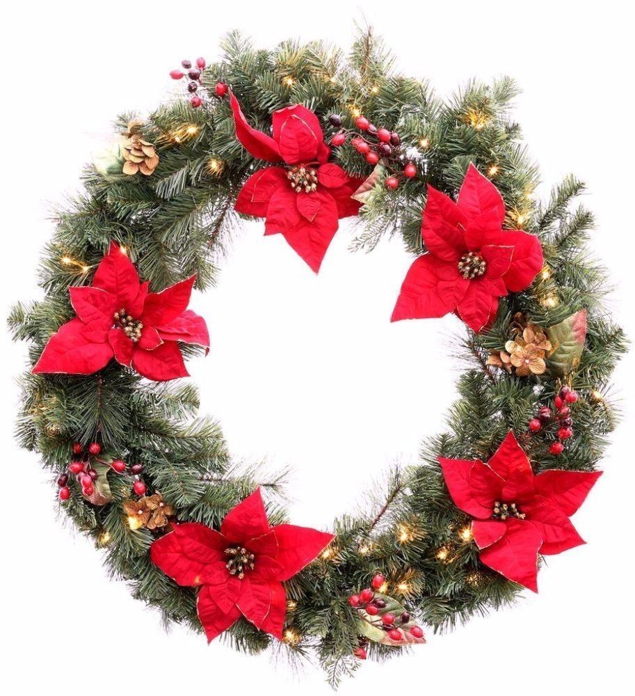 44+ 36 led christmas wreath information