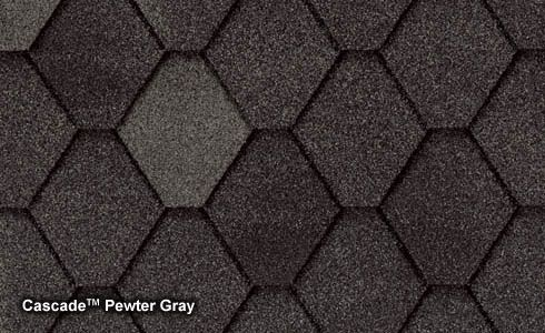 Best Cascade Shingles Shingle Colors Roof Styles Pewter Grey 400 x 300