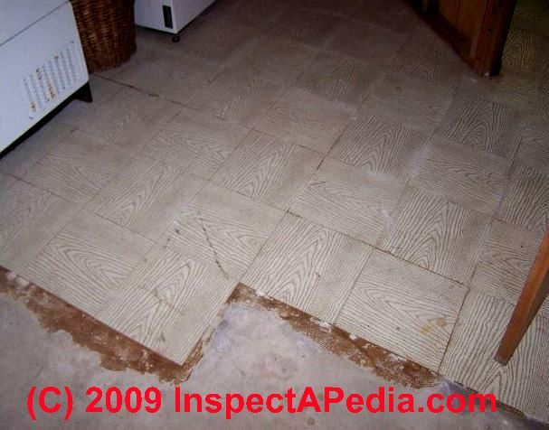 How To Check If Your Linoleum Tile Has
