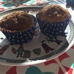 Muffins de manzana y canela Panes: Muffins Muffins ingleses Embudo Tortas Scones Doug