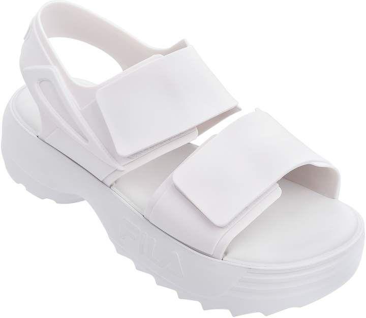 Melissa x FILA Platform Sandal