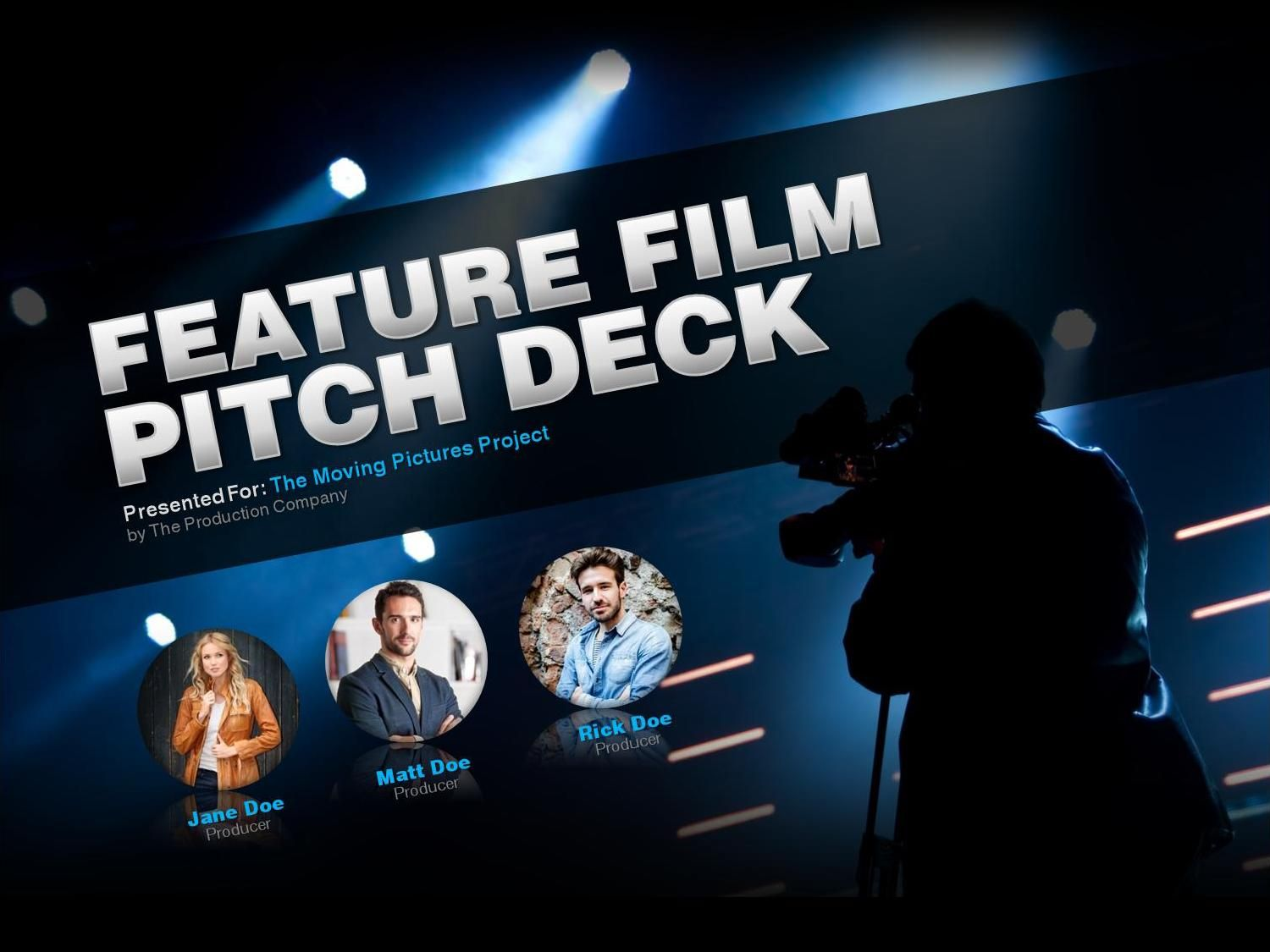 How to Pitch: Feature Films - NALIP