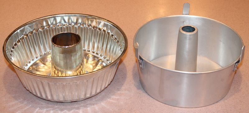 Quot What Is The Difference Between A Bundt Pan Amp A Tube Pan