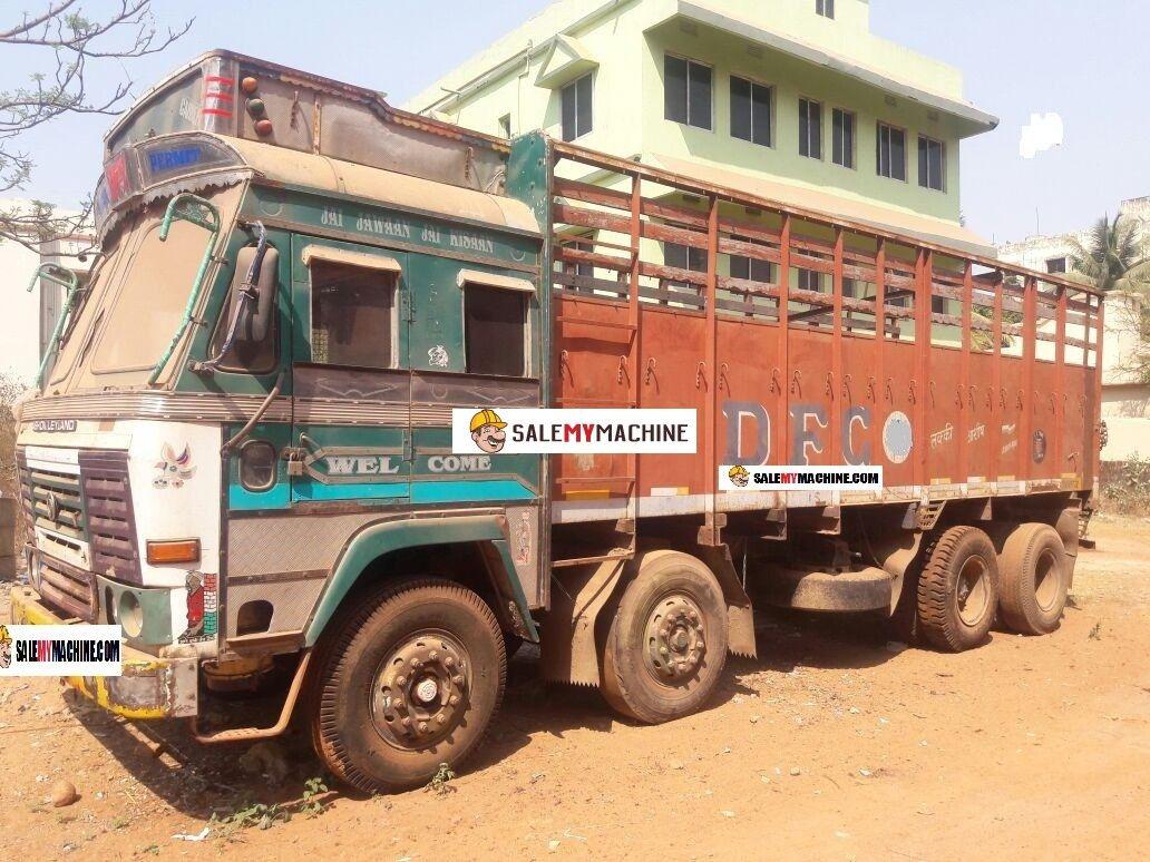Used Ashoka Leyland 12 Wheeler Truck For Sale In Odisha At