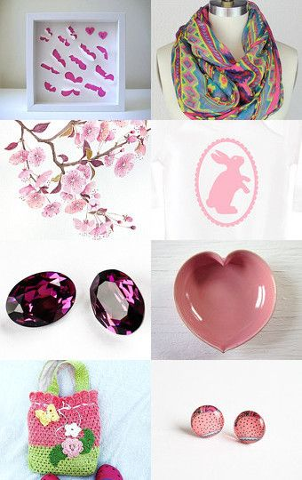 Pink... by Nilgun on Etsy--Pinned with TreasuryPin.com