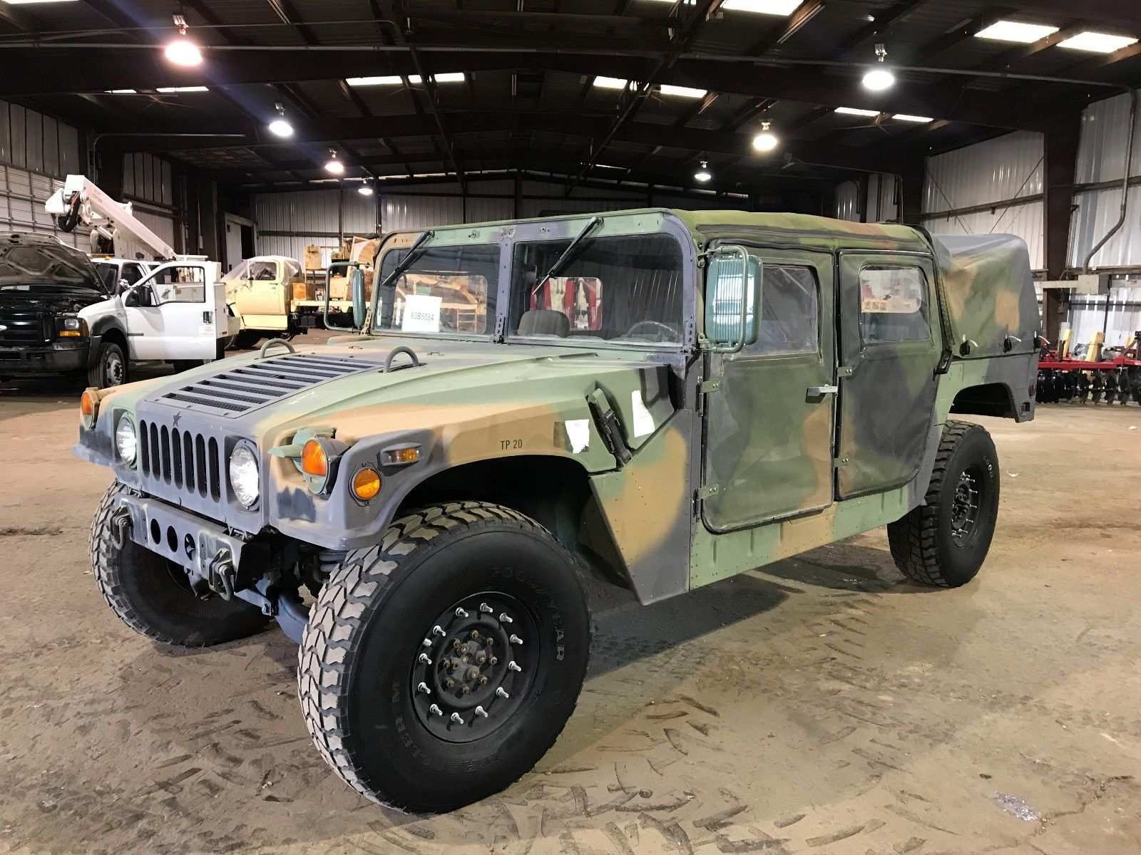 No Issues 1994 Am General Humvee Military Military Vehicles For Sale Military Vehicles Military