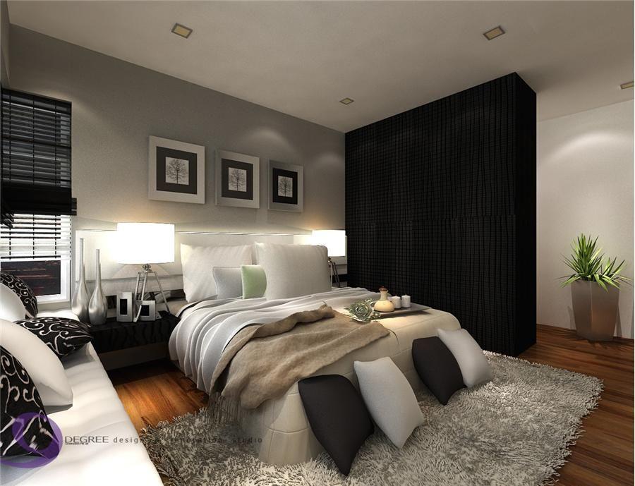 Punggol 5 Room HDB At 30K Interior Design Singapore Bedroom