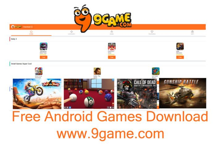 9game - Free Android Games Download | www.9game.com - TrendEbook