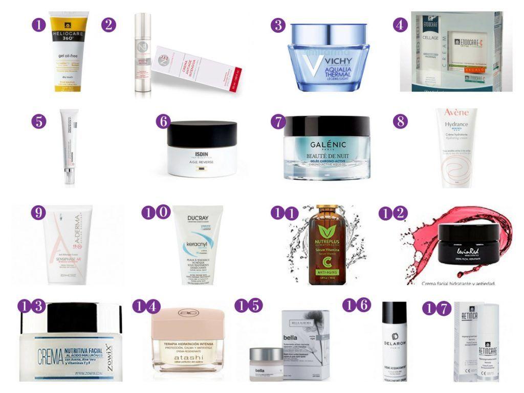 17 de las mejores cremas antiarrugas recomendadas por los..