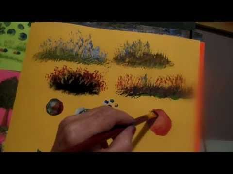 In This Video I Will Show You Tips And Tricks On How To Use Your Brushes Make Painting Fun Easy Can Take An Ordinary House