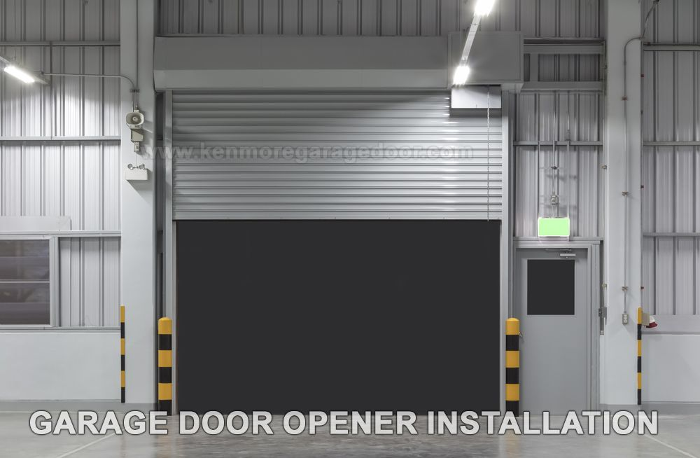 Spring Repair Roll Up Gates Residential Garage Door Repair