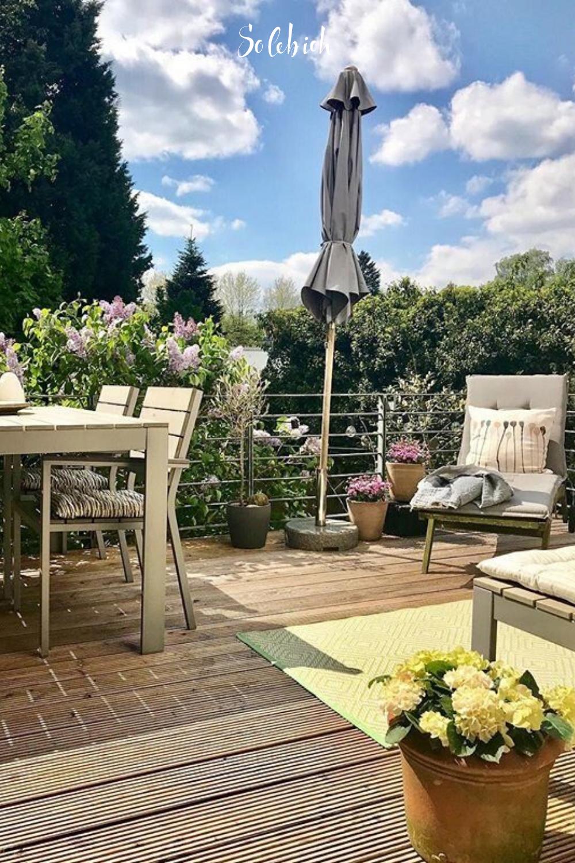 Schöne Ideen für deinen Balkon, dein Sommerwohnzimmer   Diy ...