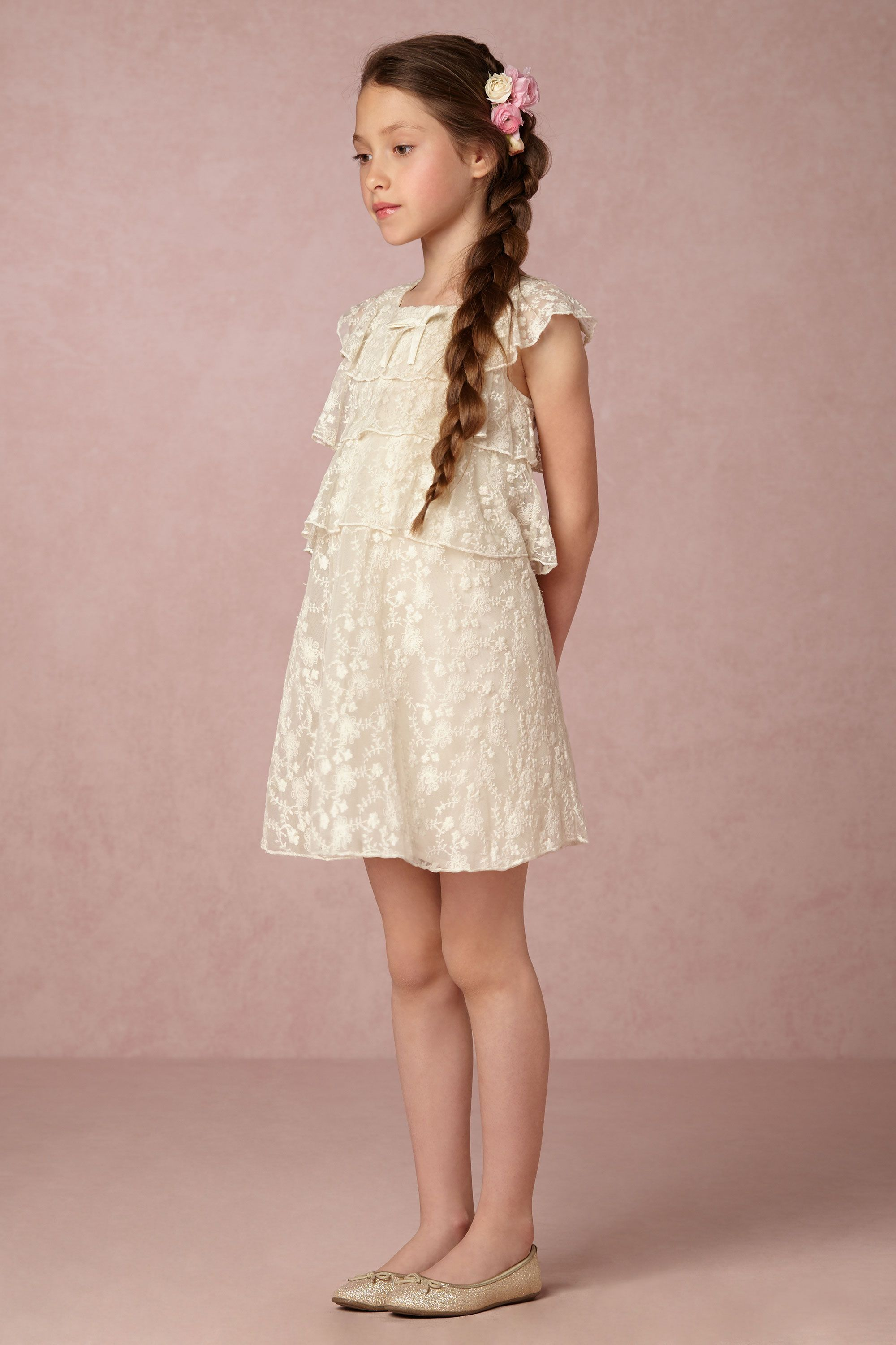 Maggie Dress from @BHLDN | Flower Girl | Pinterest