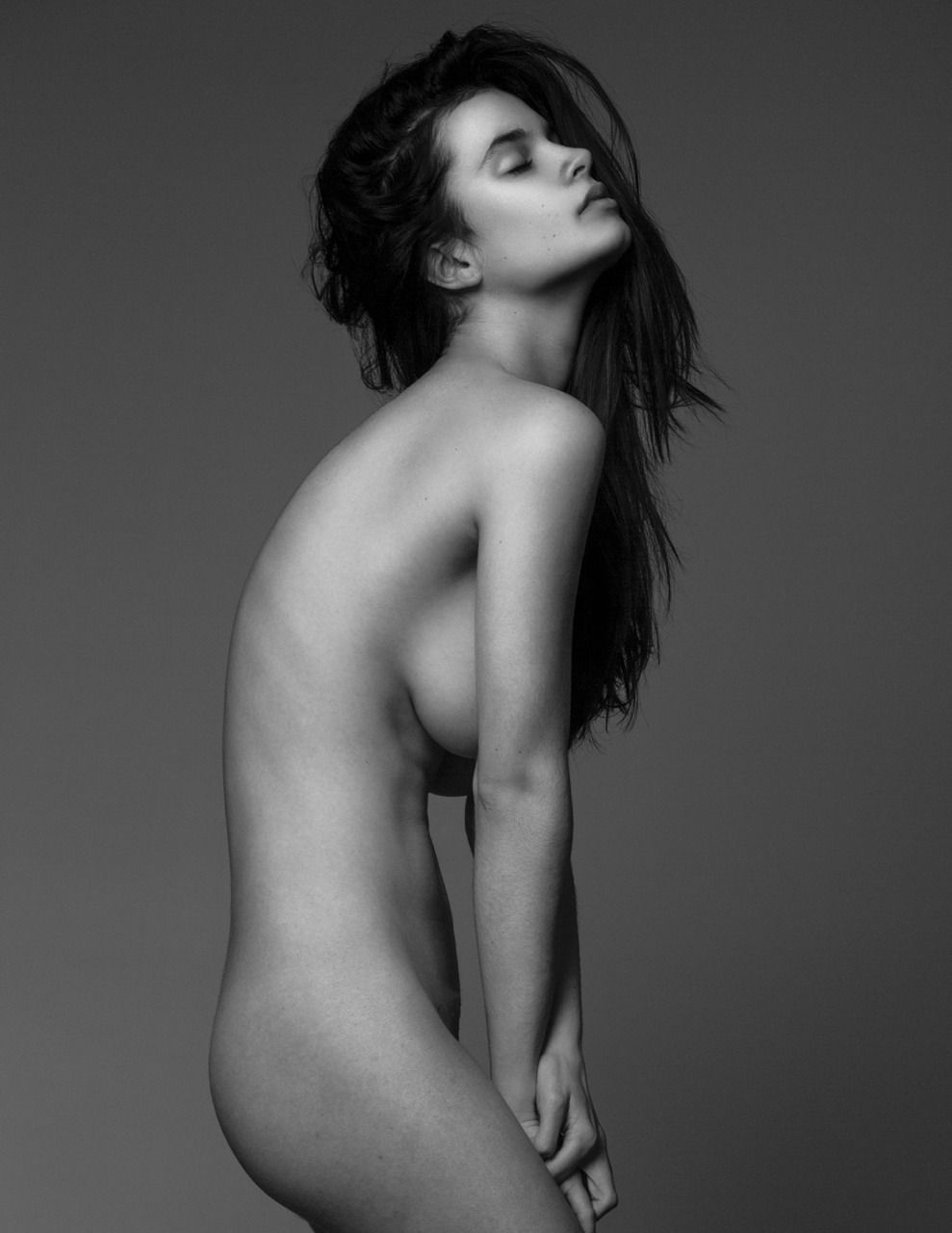 Tatiana dieteman topless - 2019 year