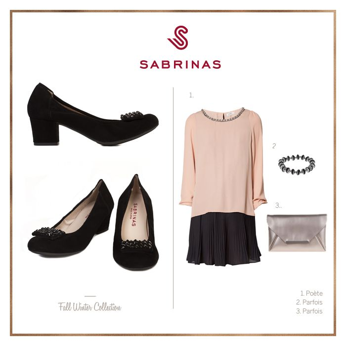 Sabrinas.|| The Sabrinas. #Sabrinas #Trends #Shoes #Look #MadeInSpain #FW1415