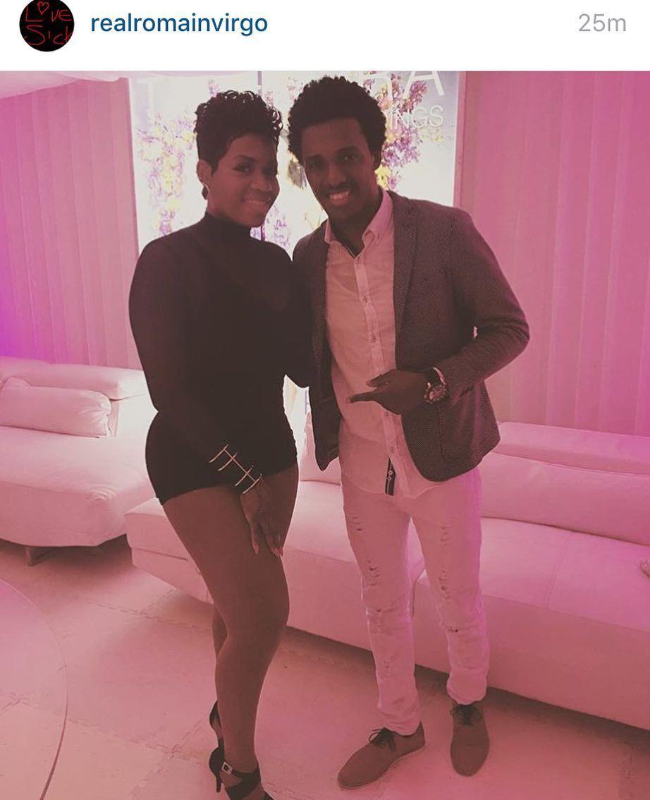 RomainVirgo and  Fantasia ....  jamaica  reggae  dancehall by ... b6dbb7e8d2