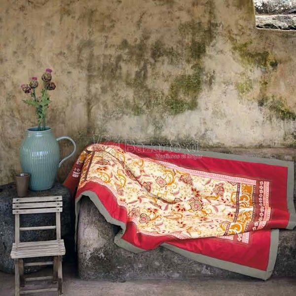 Plaid zancle bassetti casa summer dresses plaid e couch for Biancheria letto bassetti