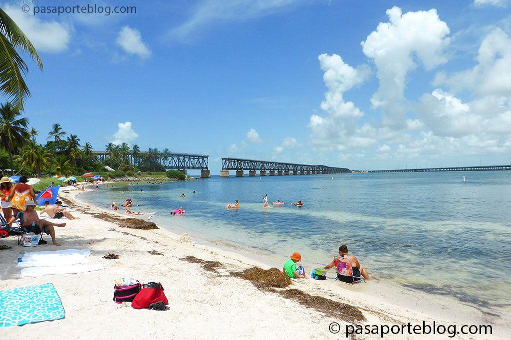 Playas En Los Cayos De Florida