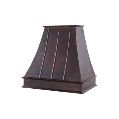 Premier Copper Products 38 Euro 735 Cfm Wall Mount Range Hood Copper Range Hood Wall Mount Range Hood Premier Copper Products