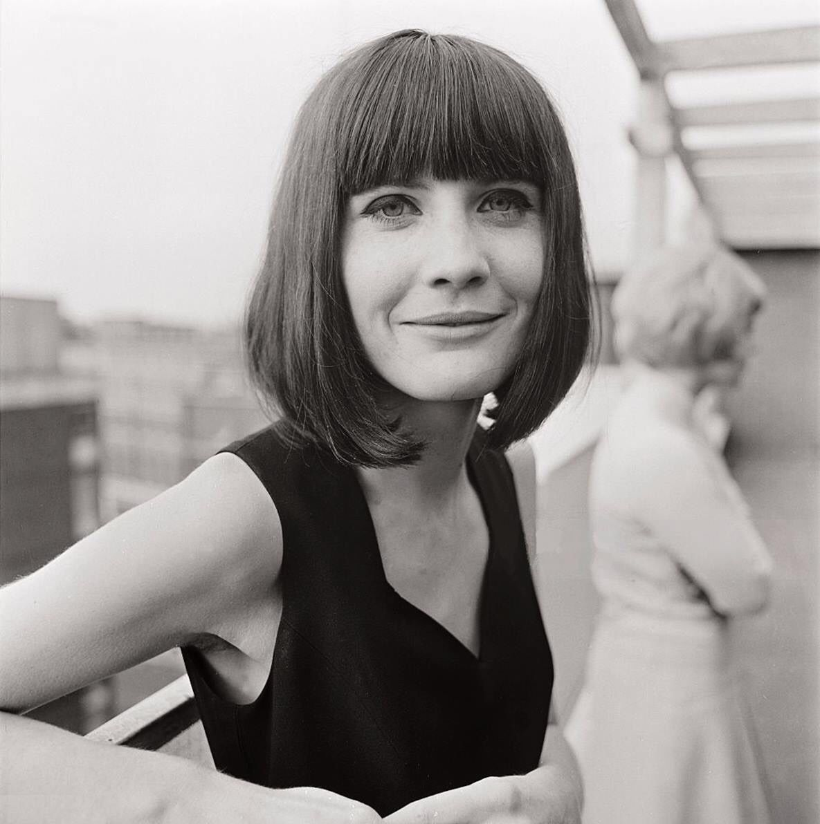 Sandie Shaw photographed by Stanley Bielecki in London