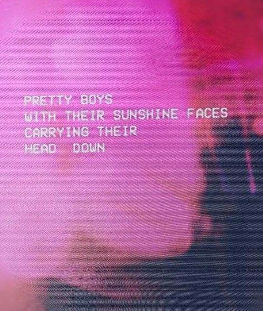 My Bloody Valentine (MBV) Loomer Lyrics