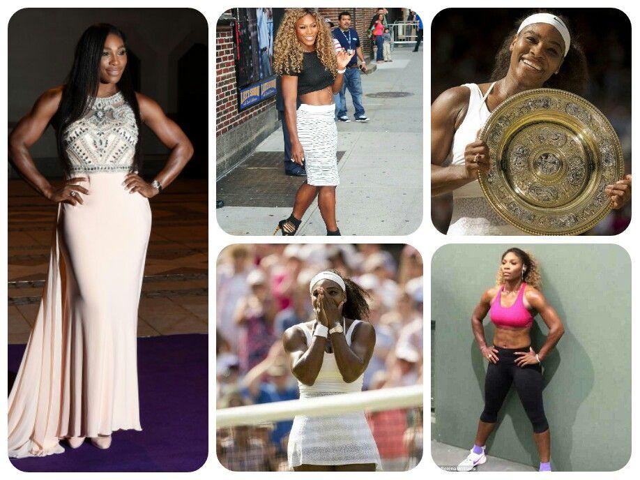 #Goals I wish I had her body!!!! Serena can you train me?!?!