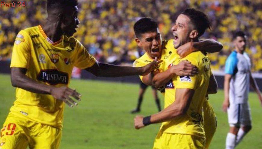 Barcelona vs. Guayaquil City partido por la Serie A de