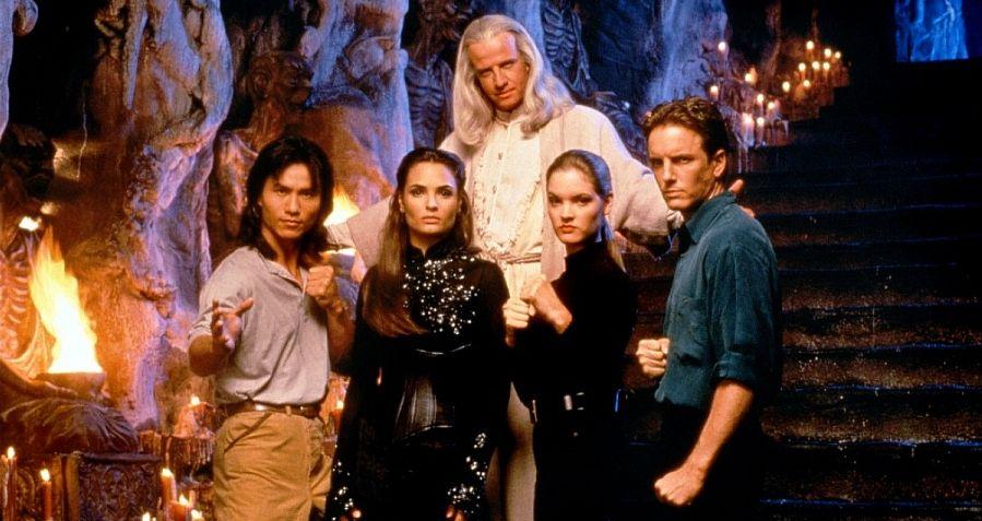 Mortal Kombat 1 Mortal Kombat 1 Mortal Kombat 1995 Movies Worst Movies