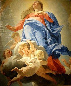 """Résultat de recherche d'images pour """"michel de champaigne - assomption de la vierge"""""""