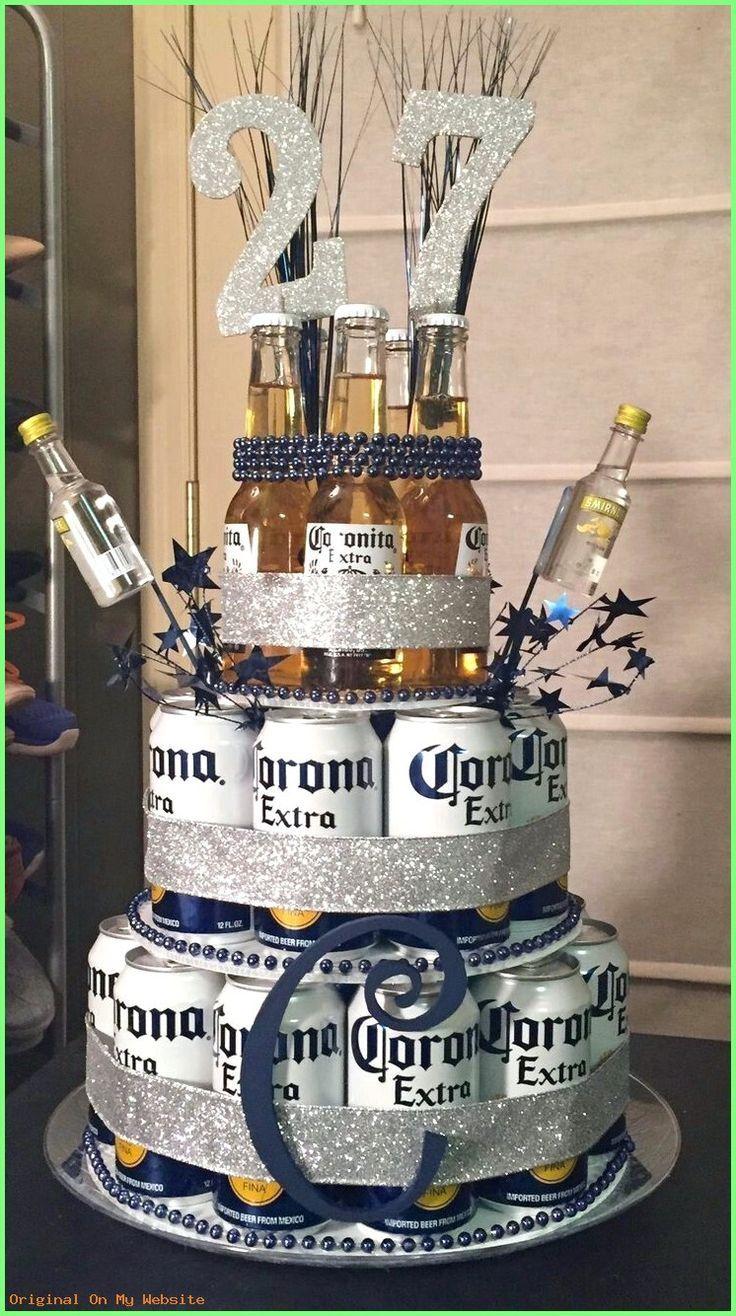 Geburtstagsgeschenkidee 2019  Party time