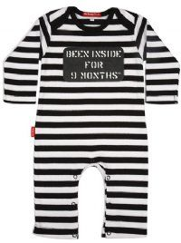 Oh Baby London Been inside for 9 months Onesie