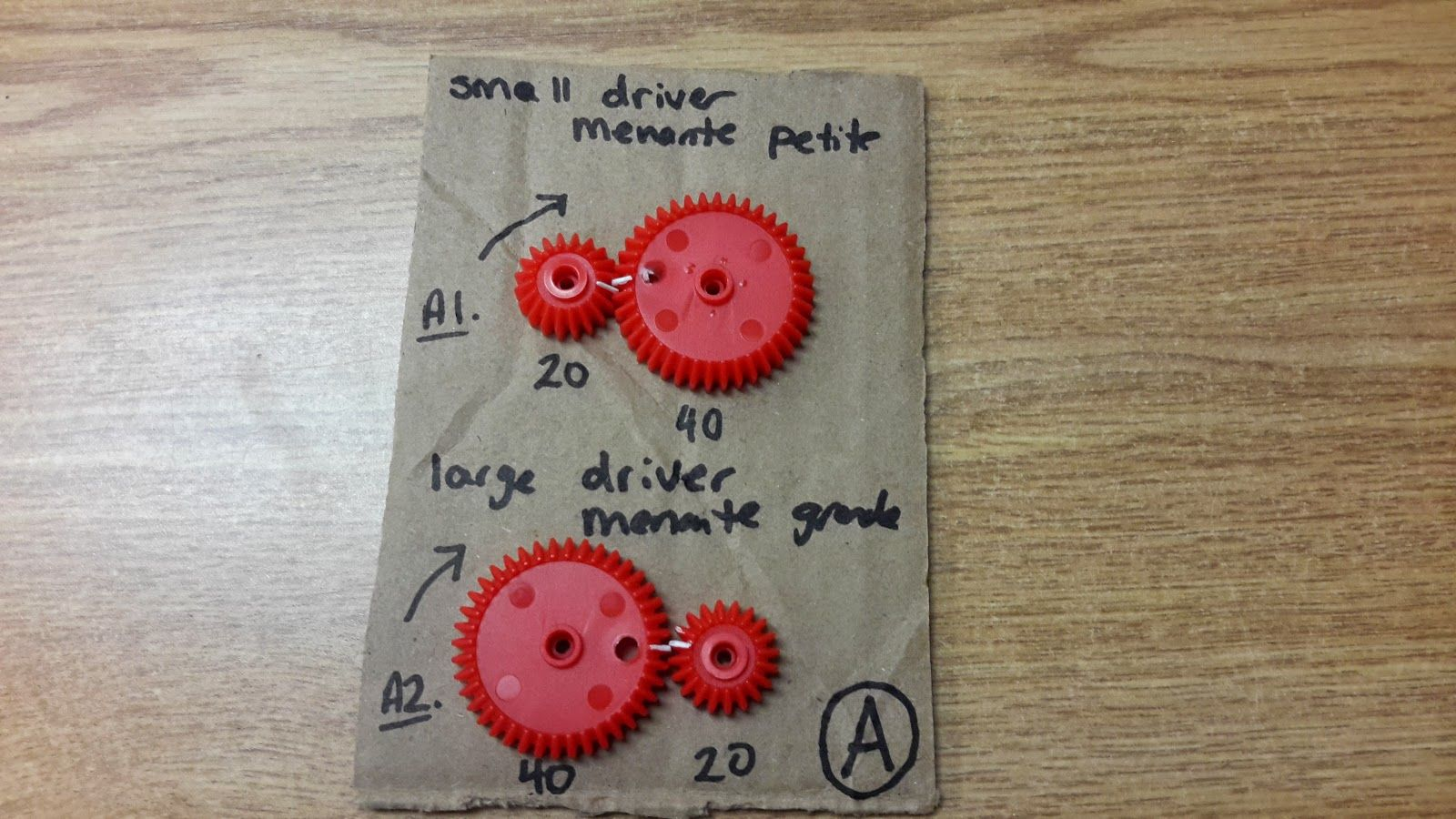 Gear And Pulley Lab With Free Printable Worksheet In