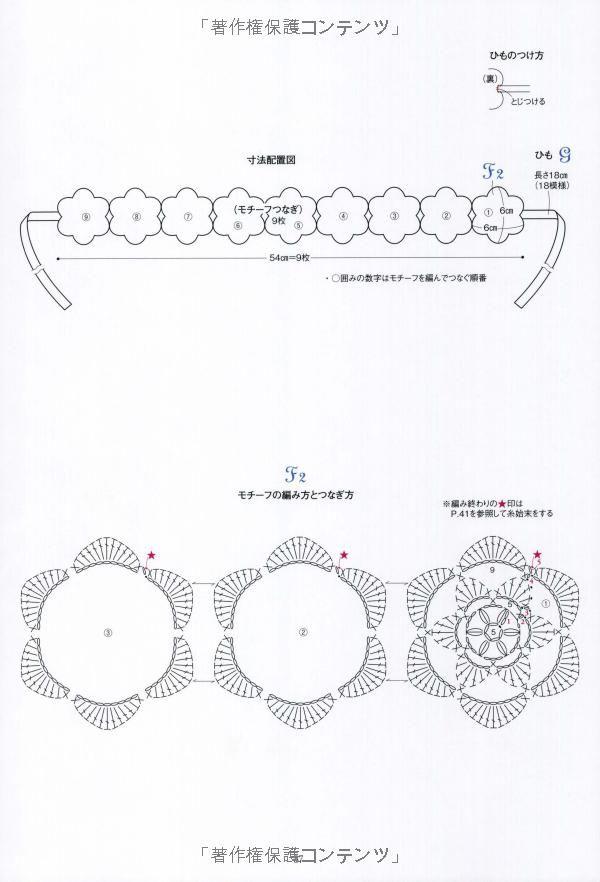 Amazon.co.jp: かぎ針で作るはじめてのモチーフとエジング (SEIBIDO ...