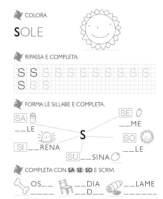 Bien connu Giochi e colori ! Schede didattiche del Maestro Fabio: SCHEDE  JC56