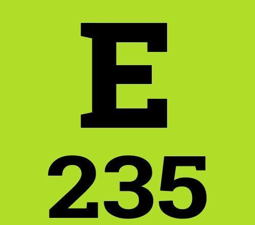E-235 - the European standard governing natamycin