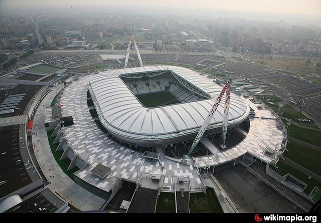 Resultado de imagen para juventus stadium