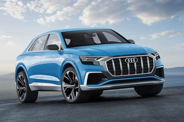 2018 Audi Q8 – Would See the Light of Day