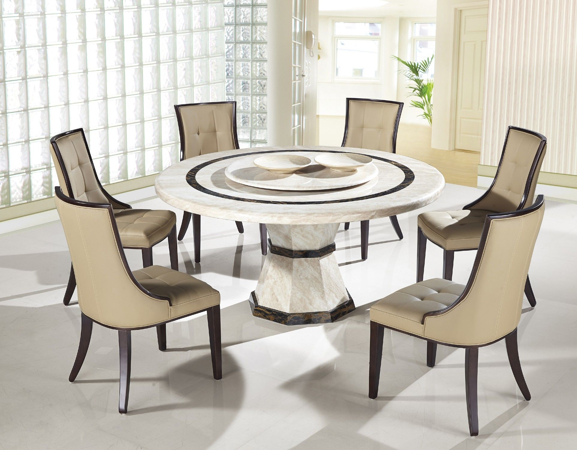 11 Creative Design Of Expandable Round Dining Table