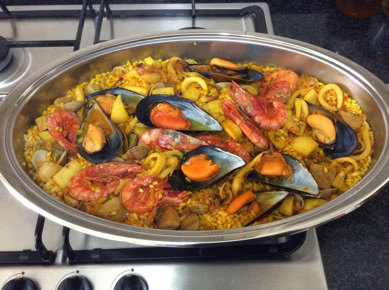 Amc Küchen cocina con amc y más arroz y marisco amc amc