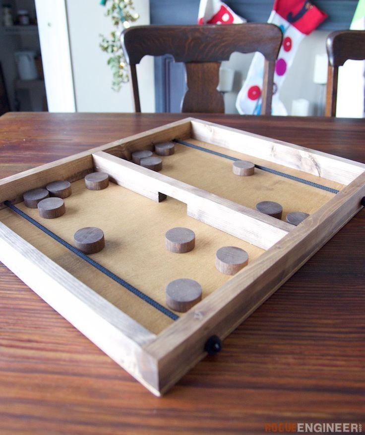 Pucket Game DIY pucket game - Free Plans |