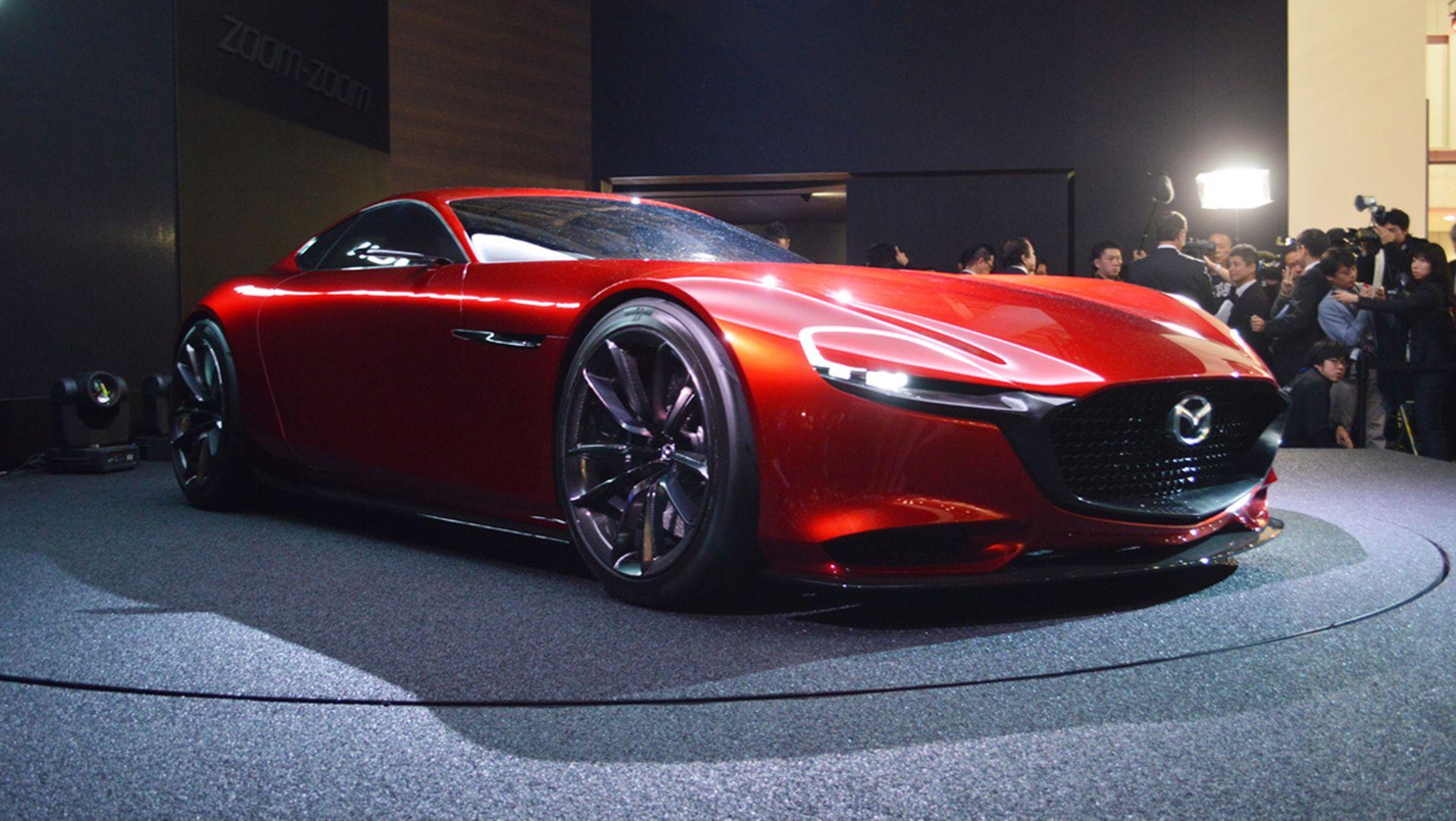 Next Gen Mazda Rotary Engine To Be Detailed In Geneva Motor Show 2016 Otomobil