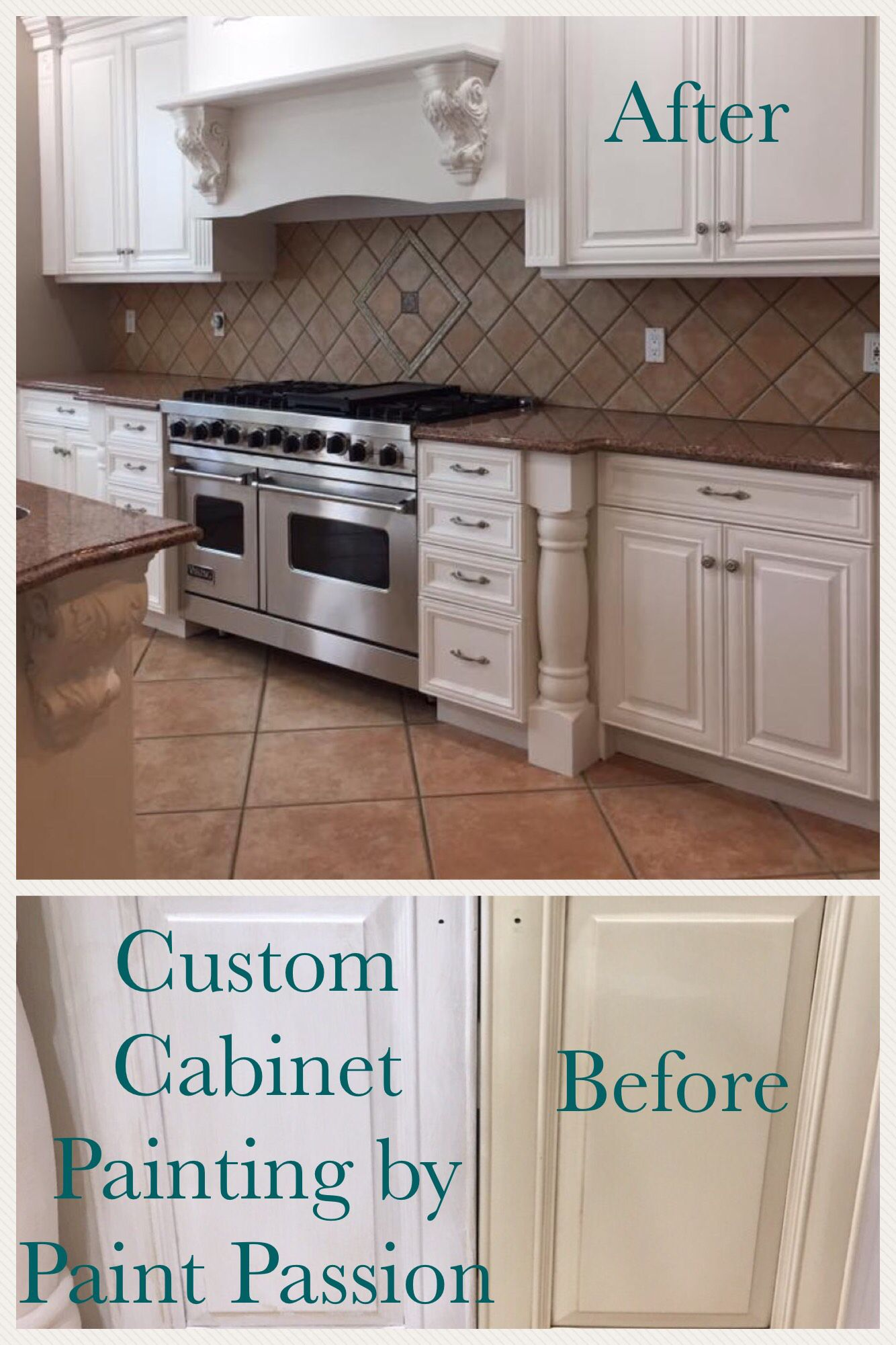 Pin By Paint Passion On Custom Painted Kitchen Cabinets Kitchen Cabinets Kitchen Paint Painting Kitchen Cabinets