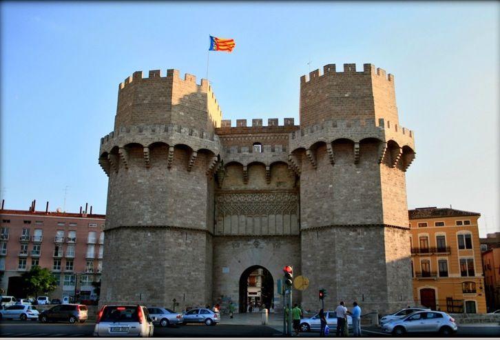 Serranos. Valencia, España.