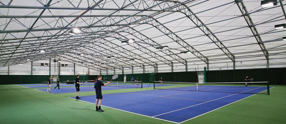Indoor Sports Center Tennis Churchill Indoor Sports Tennis Sports