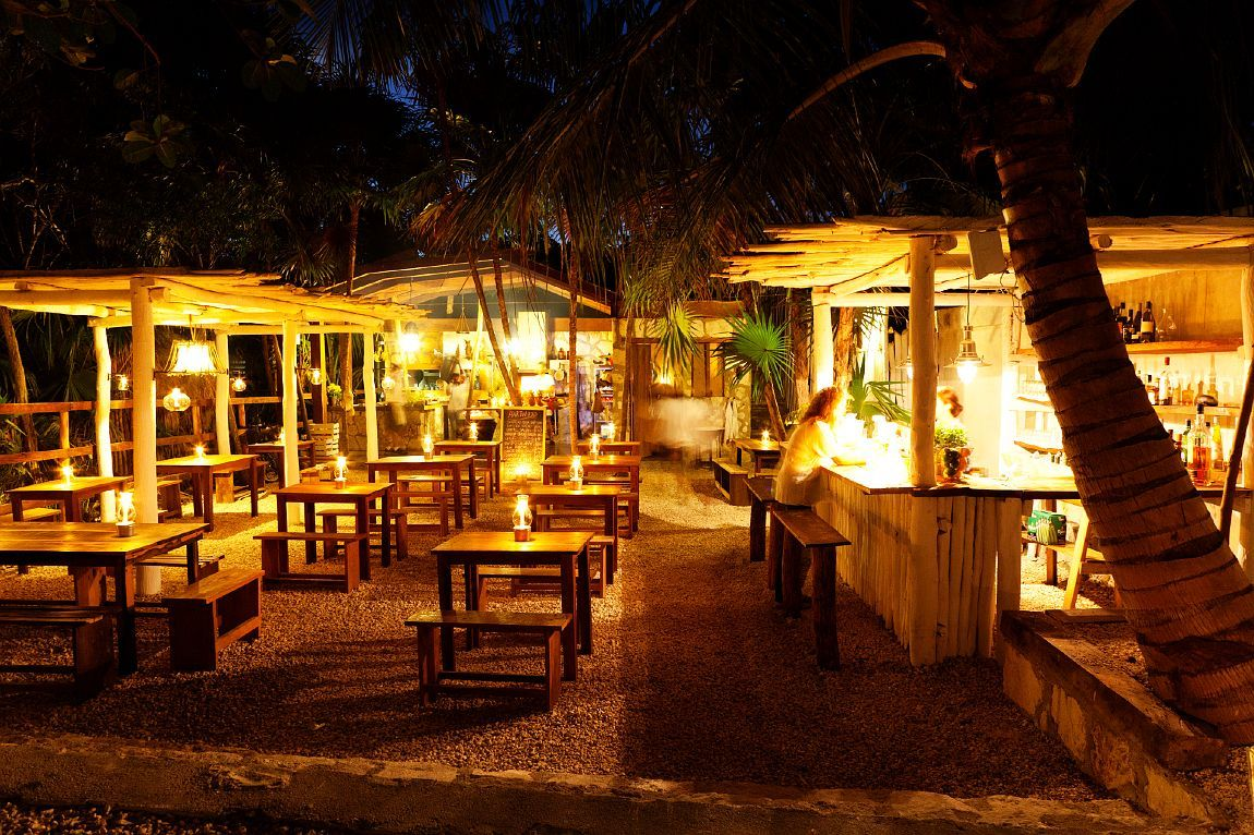Hartwood Restaurant In Tulum Mexico By The Selby