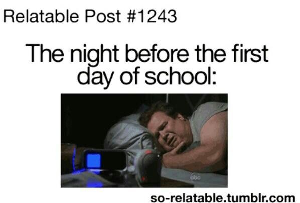 Relatable Posts About School Relatable Posts...