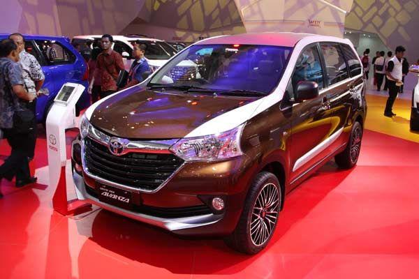 Xe Toyota Grand New Avanza Veloz 1.3 2017 Vừa Chinh Thức Tung Bộ đoi 2016 Va