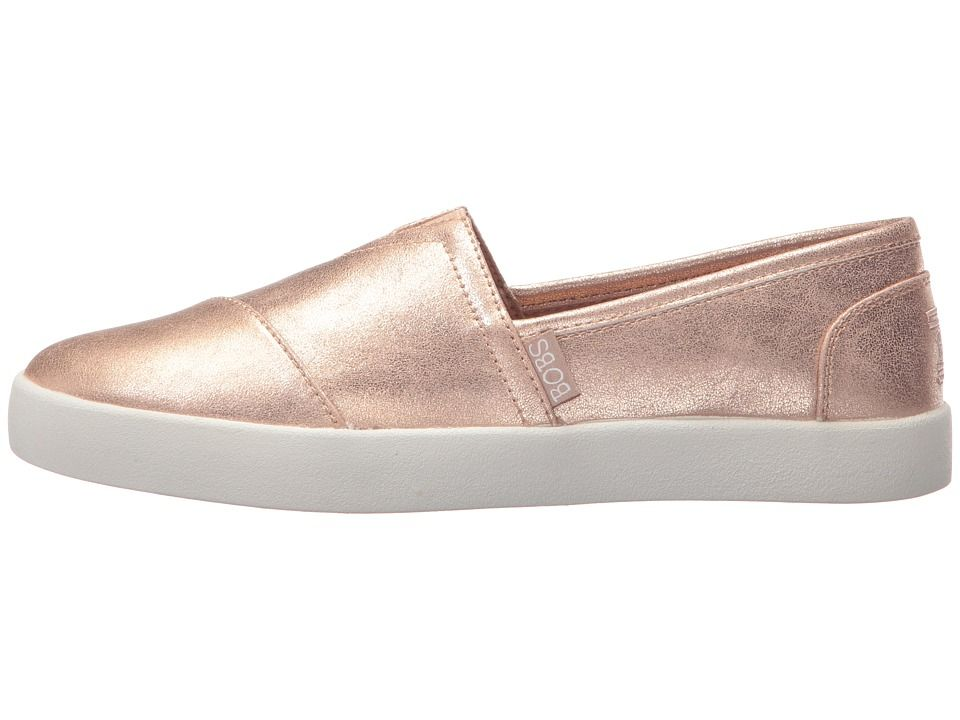 32135258fd9 BOBS from SKECHERS Bobs B-Loved - Liquid Sparkle Women s Shoes Rose Gold